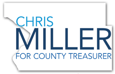 Chris Miller For Madison County Treasurer